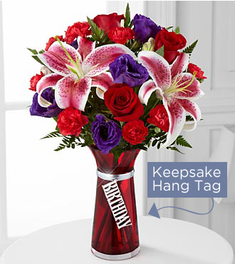 FTD Birthday Wishes Bouquet